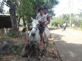 Boys on Isla de Ometepe