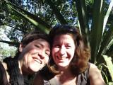 Me and Yvonne at La Casita