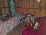 Our room in the homestay for 3 nights