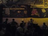 Live music at ViaVia bar, Leon
