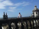 Roof of Catedral (Basílica de la Asunción), Leon