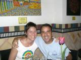Fausto, who showed me around Salvador da Bahia
