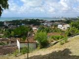 Olinda, Recife in background