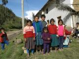 Kids in Pacucha