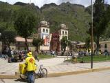 Plaza de Armas, Huancavelica (+3690 meters)