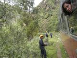 Huancavelica - Huancayo train