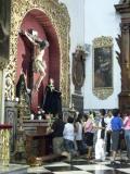 During Semana Santa, Lima, Peru