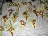 Palm ornaments for Semana Santa
