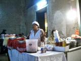Food stall during Semana Santa