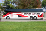 Here come the Badgers