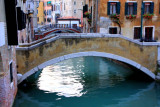 Canals and bridges,Venice, Italy