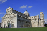 The Duomo and the Leaning Tower, Pisa, Italy