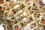 Sistine Chapel ceiling, Vatican