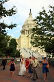 U.S. Capitol - a great place for wedding photos, Washington D.C.