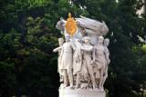 Statues near Lincoln Memorial, Washington D.C.