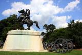 Andrew Jackson Statue - Lafayette Park, Washington D.C.