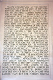 Lincoln's speech, Washington D.C.