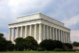 Lincoln Memorial - side view, Washington D.C.