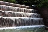 Roosevelt Memorial - one of many waterfalls, Washington D.C.