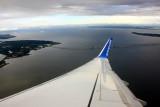 Air Tran can get you into Baltimore