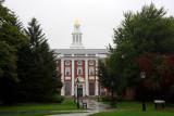 Harvard Business School Library reverse, Boston