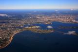 Boston across the bay