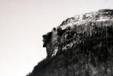 Old Man of the Mountain photo - fell in May 2003, White Mountains, NH