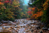 Kancamagus Highway - fall foliage, White Mountains, NH