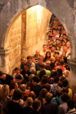 Dubrovnik Summer Festival, crowds at Pile Gate