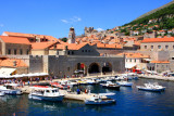 City Harbor, Dubrovnik Old Town