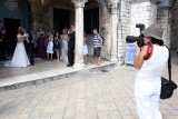Wedding in Old Town, Dubrovnik