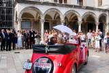 Just Married, Rector's Palace, Dubrovnik