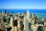 Beautiful Chicago, View from Sears Tower, Willis Tower
