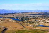 Bear Tooth Highway, Montana - Absoraka Range from the Paradise Valley