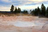Mud Pot, Fountain Paint Pots, Lower Geyser Basin - Yellowstone National Park