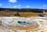 Beauty Pool, Upper Geyser Basin - Yellowstone National Park