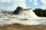 Giant Geyser, Upper Geyser Basin - Yellowstone National Park