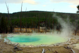 Cistern Spring, Norris Geyser Basin - Yellowstone National Park