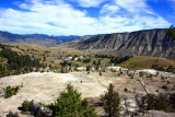 Mammoth - Yellowstone National Park