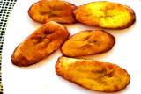 Fried plantain, Jamaica