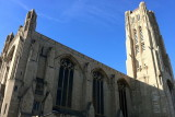 Rockefeller Chapel, University of Chicago