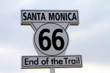Santa Monica, End of Route 66, Los Angeles
