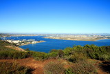 San Diego from Cabrillo National Monument, Point Loma Peninsula