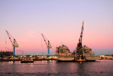Cruisers, San Diego Naval base