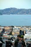 Land, water and land, San Francisco, California