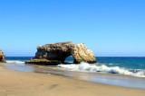 Natural Bridges State Beach, CA