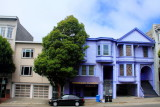 Row Homes, San Francisco
