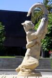 Statue, Golden Gate Park, San Francisco, California
