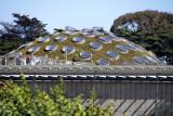 California Academy of Sciences, Golden Gate Park, San Francisco, California