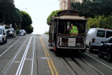 Hills and Cable cars, San Francisco